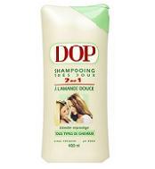 Shampoing à l'amande douce de Dop