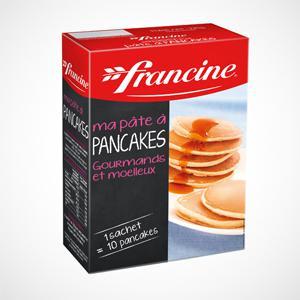 Préparation pour ma pâte à Pancakes