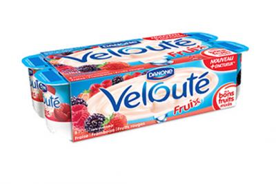 Velouté Fruix aux Fruits rouges