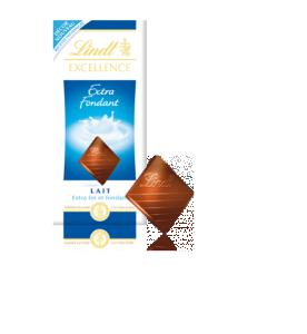 Lindt Chocolat Excellence lait