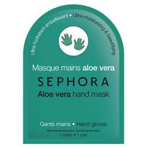 Masque mains à l'Aloe Vera