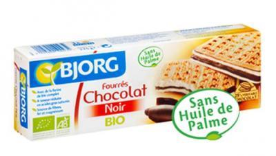 Fourrés Chocolat Noir Bio