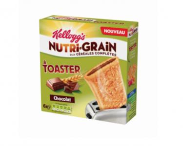 Nutri-Grain à toaster