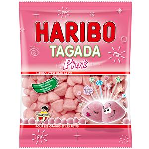 Fraises Tagada Pink