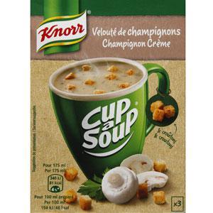 Cup a soup® velouté de champignons
