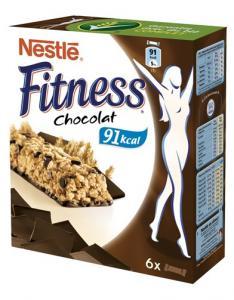 Fitness barre chocolatée