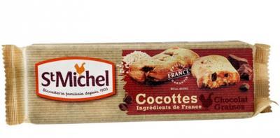 Biscuits Cocottes chocolat & graines