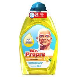 Gel nettoyant citron