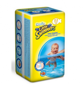 Couches maillots de bain Little Swimmers 3-8kg T2/3