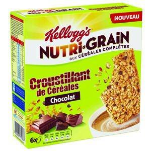 Nutri-Grain Croustillant de céréales au chocolat