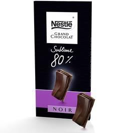 Nestlé Grand Chocolat noir Sublime