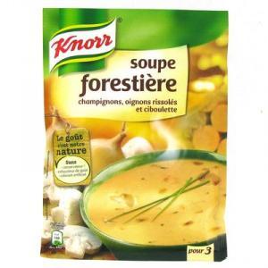 Soupe Forestière