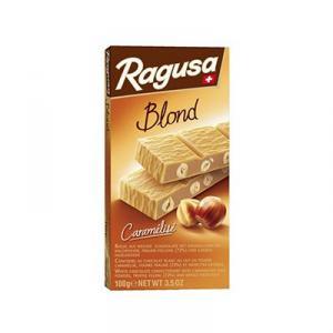 Chocolat Ragusa blond caramélisé