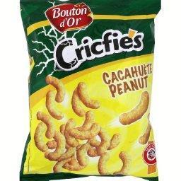 Cacahuètes Cricfie's