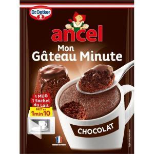Mon Gâteau Minute au Chocolat