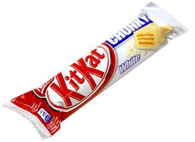 Kit Kat Chunky White