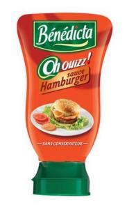Sauce Hamburger Oh ouizz