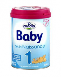 Candia Baby 1er âge