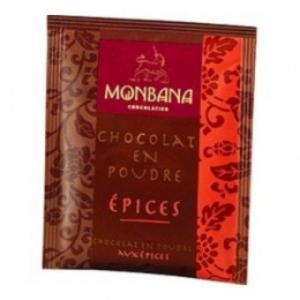 chocolat aux épices Monbana