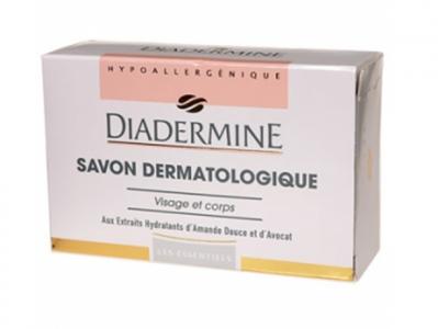 Savon dermatologique