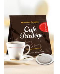 Café Expresso en Dosettes Souples