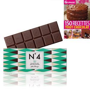 Tablette de chocolat Pérou Noir 65%