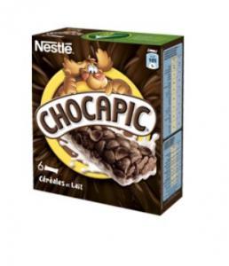 Barres céréales CHOCAPIC
