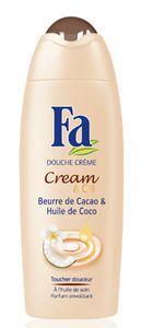 Douche Crème Beurre de Cacao