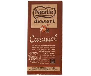 Nestlé Dessert Chocolat au Caramel