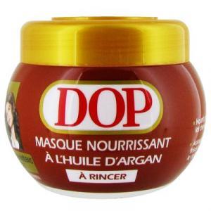 Masque Nourrissant à l'Huile d'Argan