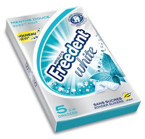Chewing-gum White Menthe Douce