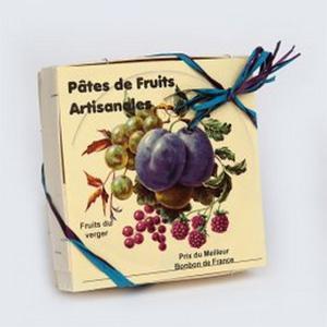 Pâtes de fruits artisanales