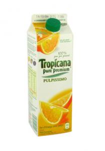 Jus d'orange Pulpissimo