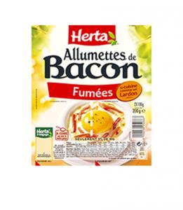 Allumettes de Bacon