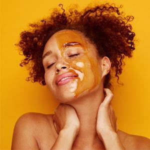 Masque nourrissant profond au miel d'Ethiopie