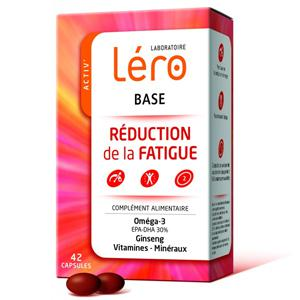 Réduction de la fatigue