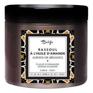 Rassoul à l'huile d'amande douce et parfumé à la fleur d'oranger