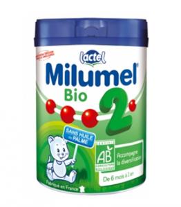 Milumel Bio 2ème âge