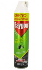 Insecticide contre les cafards et fourmis