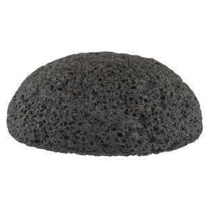 Éponge Konjac au charbon de bambou