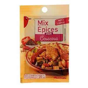 Mix épices pour couscous