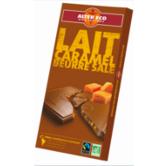 Chocolat Lait Caramel Beurre Salé