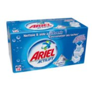Tablettes Ariel Actilift Fraîcheur Alpine