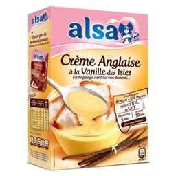 Préparation pour crème anglaise Alsa