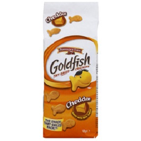 Snacks Goldfish au Cheddar