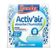 Absorbeur d'humidité Activ'air
