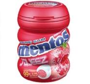 Dragées Mentos Squeeze fraise