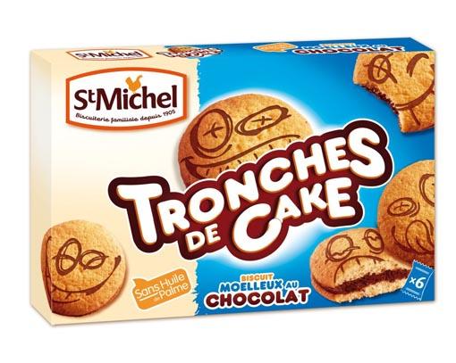 Tronches de Cake de Saint-Michel
